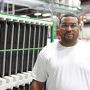 Dwight Young, GE Dishwasher Employee