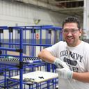 Chris Gomez, GE Dishwasher Employee