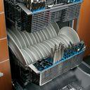 GE dishwasher (Model GDT550HSD)
