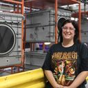 Shannon Hansford, GE Dishwasher Employee