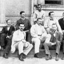 George Warren Fuller and Louisville Filtration Experiment Staff