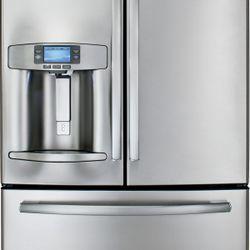 GE Profile™ French door refrigerator