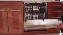 GE Monogram® Dishwasher (Model ZDT870)