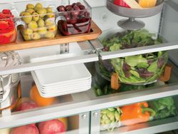 Monogram® French Door Built-In Refrigerator