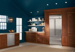 GE Monogram® French Door Built-In Refrigerator