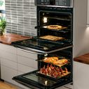 Roam Sweet Home: Connection/Convection Tech in  New GE® Wall Ovens Sets Home Cooks Free