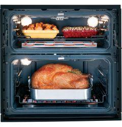 Double Oven Versatility