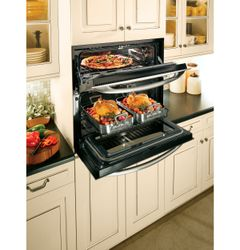 GE Profile™ Single-Double Wall Oven