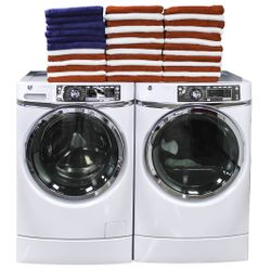 Height Matters GEs New ErgoFriendly Frontload Washer and Dryer