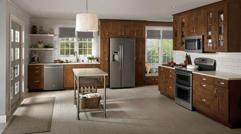 Slate Kitchen Appliances | GE Appliances