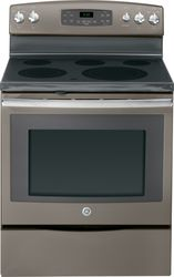 Slate Free-Standing Electric Range (Model JB650EFES)