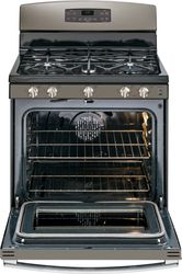 Slate Free-Standing Gas Convection Range (Model JGB690EEFES)