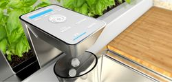 Smart Faucet with Hydration Sensor