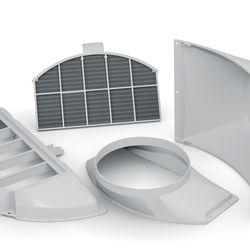 GeoSpring™ ducting kit