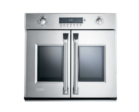New ge monogram french door wall oven puts culinary for High end wall ovens