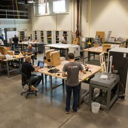 The Business of Making Things: FirstBuild Microfactory Opens in Louisville, Ky.