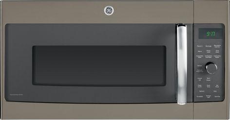 GE Countertop Microwave in Slate