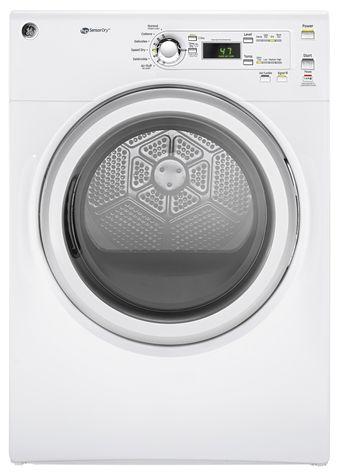 GE Dryer Model GFDL110EHWW