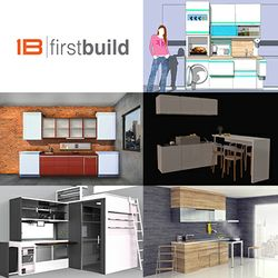 Creating a Functional Micro Kitchen: GE's FirstBuild™ Debuts Community Challenge Winners