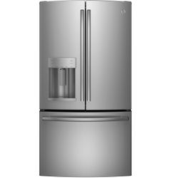 GE® French Door Refrigerator (GFE28HGHBB)