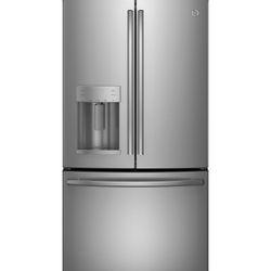 GE® French Door Refrigerator (GFE28HGHBB)