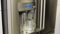 About the GE Café™ Series refrigerator with Keurig® K-Cup® brewing system