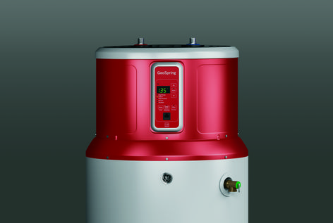 80-Gallon GeoSpring™ Hybrid Water Heater