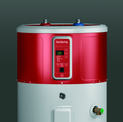 GeoSpring™ Hybrid Electric Water Heater