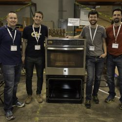 "GE's FirstBuild Mega Hackathon Delivers ""Wow"" Home Appliance Concepts"
