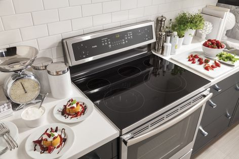 Edge-to-Edge with Induction Cooktop