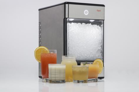 First Nugget Ice Maker For Home Use Launches Ge