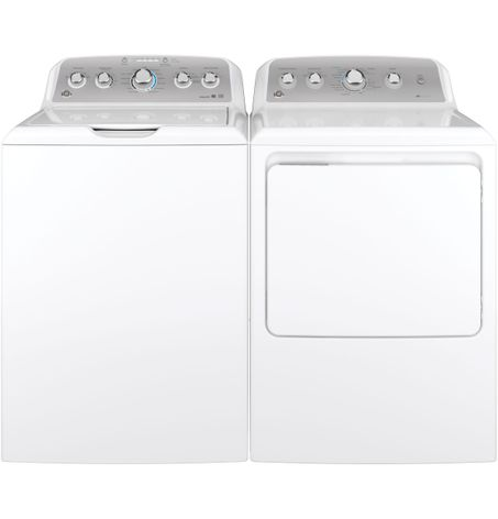 New GE laundry pair