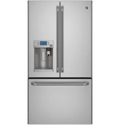GE Café™ Series refrigerator with Keurig® K-Cup® brewing system