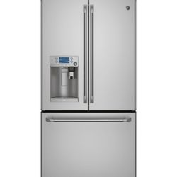 GE Cafe™ Series Refrigerator with Keurig® K-Cup® Brewing System Now Available at Lowe's Stores