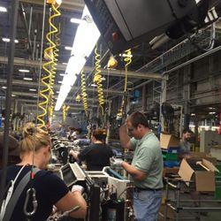 Zoneline production line