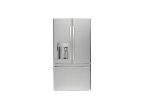 GE Profile refrigerator with Keurig K-Cup Brewing System