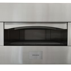 GE Monogram® Pizza Oven Brings Old World Flavor to the Luxury Modern Kitchen