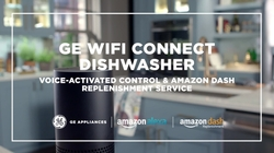 Use your voice: voice activated control of your GE Wi-Fi Connect dishwasher