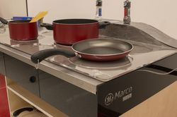 2016 Mega Hackathon: The Future of Cooking winning product
