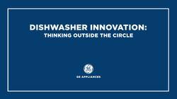 Dishwasher Innovation