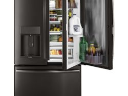 Door-In-Door Refrigerators from GE Appliances Put Organization and Convenience Within Reach