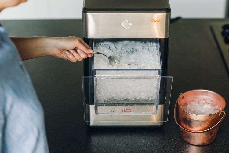 Opal™ nugget ice maker
