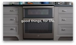 GE Appliances Launches New Tagline, New Campaign  'good things, for life' focuses on the long-lasting ownership experience