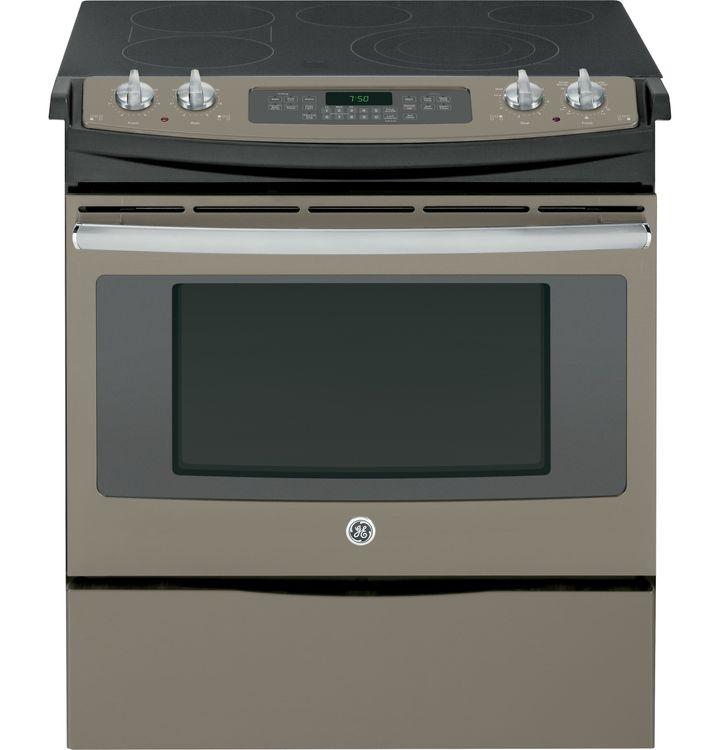 GE® Range JS750EFES