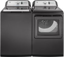 Top Load Washer with Soapy Water Pretreating Station