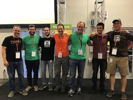 2017 Hackathon Winners