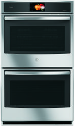GE Profile™ Double Wall Oven with Assisted Cooking