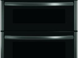 Black Stainless GE Profile Slide-In Range