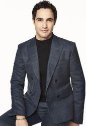 Leading global fashion designer and author Zac Posen