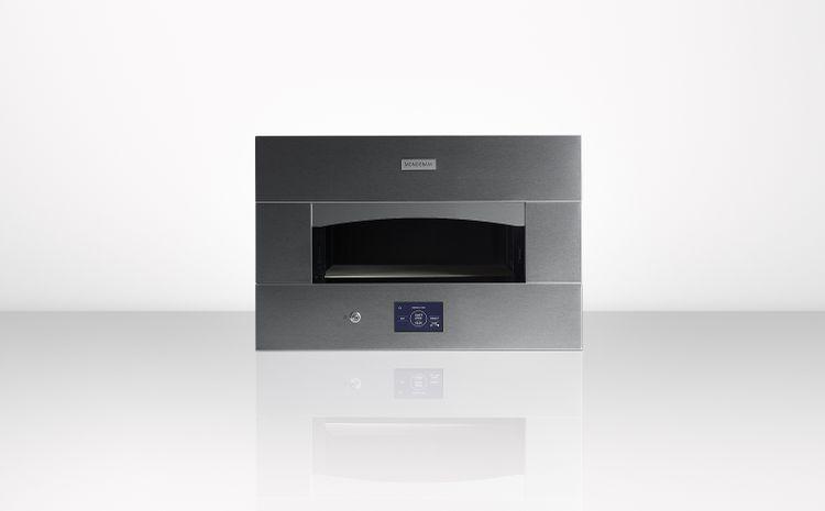 FlushMount Pizza Oven